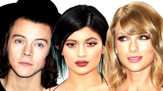 Taylor Swift, Kylie Jenner, One Direction - Awkward AMA Moments