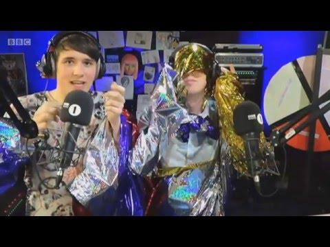 Last internet takeover Dan and Phil BBC radio 1 April 25th 2016