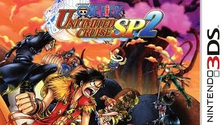 One Piece Unlimited Cruise SP2 Gameplay {Nintendo 3DS} {60 FPS} {1080p}