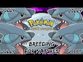 Pokemon Brick Bronze - How To Breed For The Nature You Want!