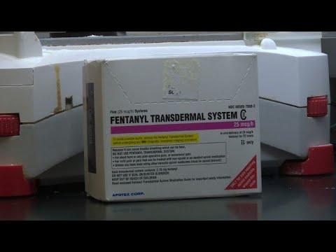 Fentanyl surpasses heroin as deadliest drug in US