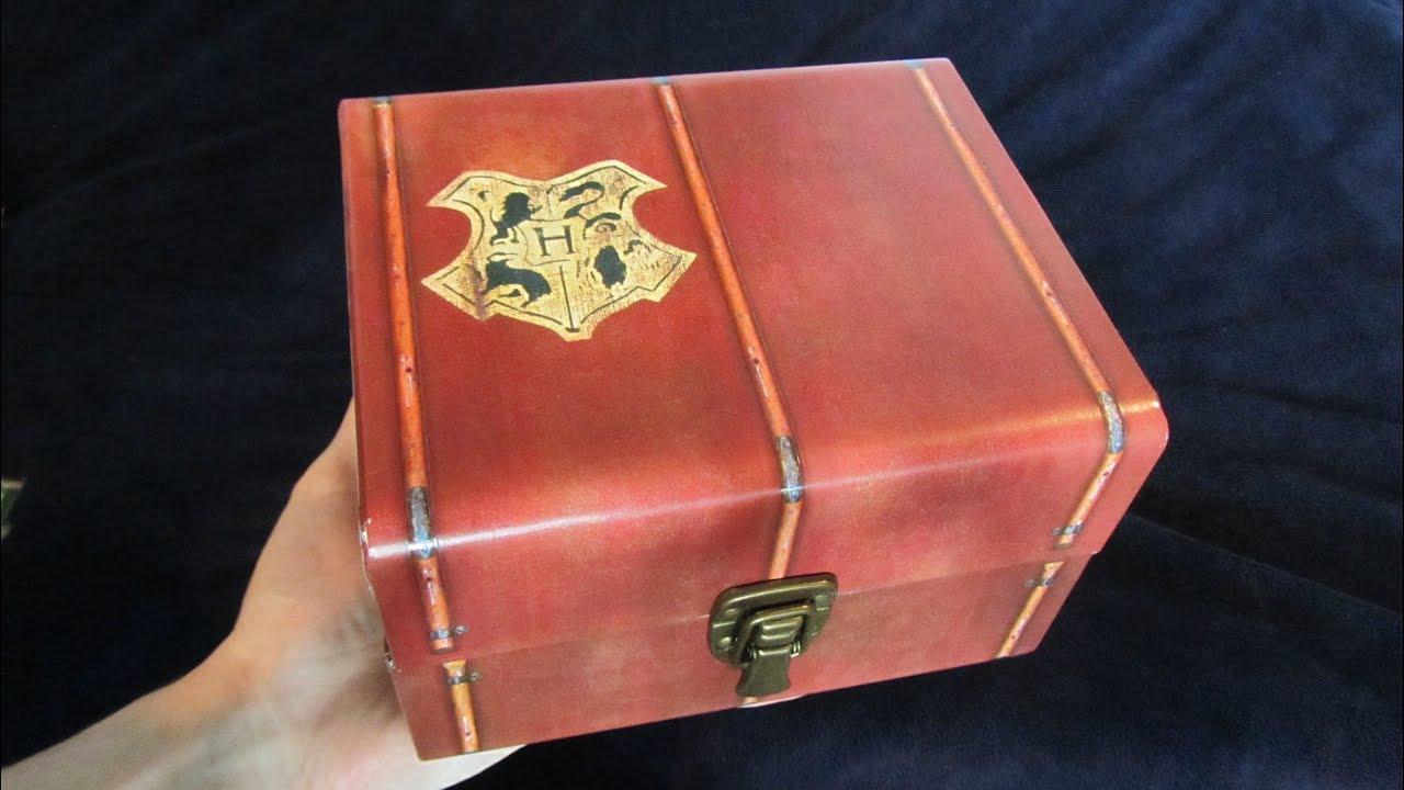 Unboxing Harry Potter Jahre 1 5 Geschenk Box Dvd
