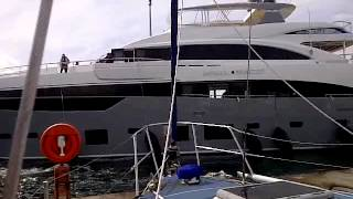 Princess Yachts new Imperial Princess