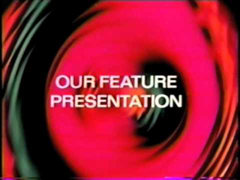 OUR FEATURE PRESENTATION - 1970s movie intro