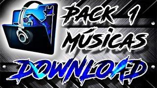 Pack De Músicas - Pack-1 (Download Na Descrição)