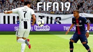 FIFA 19 : LASALLE vs UNWIN