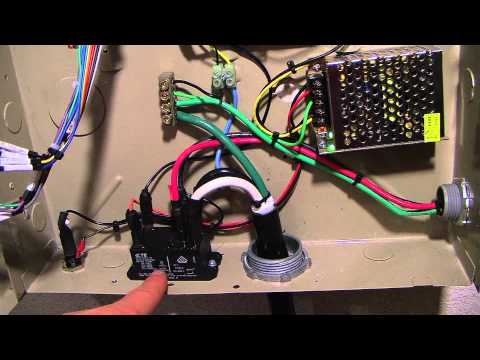 Homemade level 2 EV charger quick overview