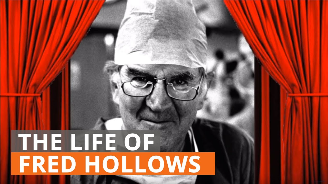 The Life of Fred Hollows