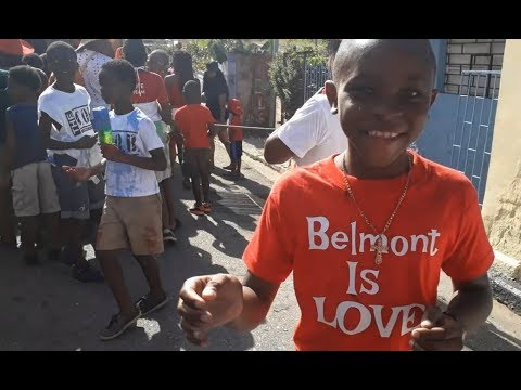 BELMONT IS LOVE - KIDS PARADE - THE CHILDREN OF BELMONT -  MIKADO MEDIA PRODUCTIONS