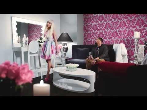 Nicki Minaj Pink Pill Commercial