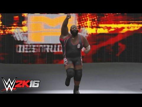 The World's Strongest Ultimate Warrior: WWE 2K16 Entrance Mashup