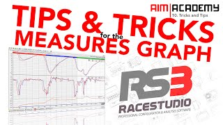 Aim Academy - Episode 10 - Tricks and Tips for Measures Graph in Race Studio 3