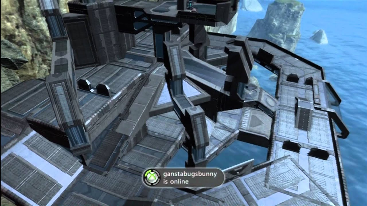 Downloadable halo reach forge maps