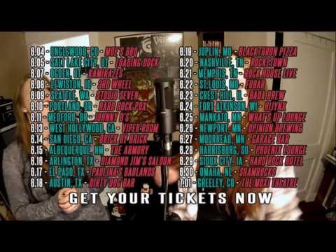 #TourAnnouncement