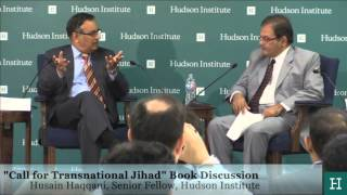 """Call for Transnational Jihad"" Book Discussion wit"