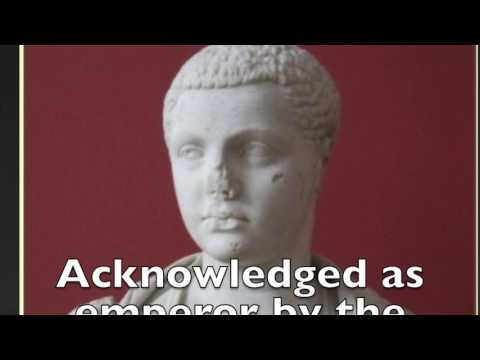 Black Emperor of Rome, Elagabalus