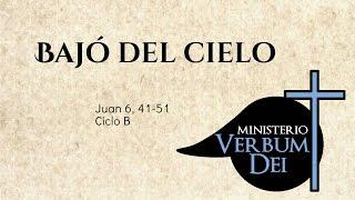 evangelio baj del cielo jn 6 41 51