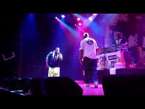 Ghostface Killah & Raekwon  Daytona 500 and Wildflower  at HOB