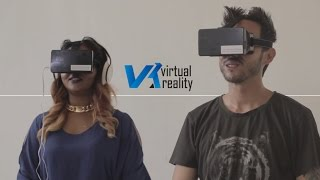 People Try Virtual Reality Horror for the First Time!