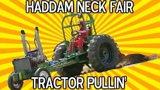 Haddam Fair Tractor Pulls!