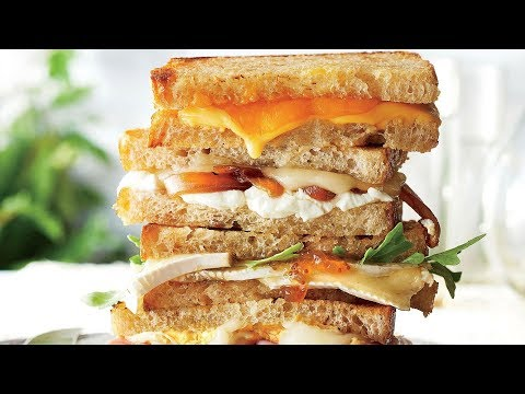 How To Make Our Best-Ever Grilled Cheese Sandwich | Southern Living