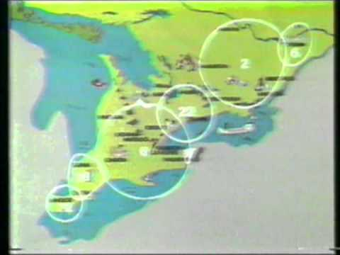 Canada's Global TV - Sign-off from 1979!