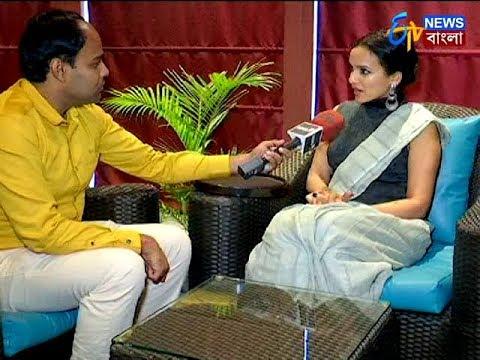 মুখোমুখি অনুষ্কা শঙ্কর। INTERVIEW WITH ANOUSHKA SHANKAR। ETV NEWS BANGLA