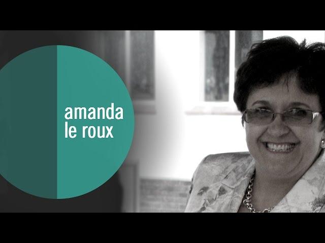 Convergence 2012   Practical Intercession   Amanda le Roux