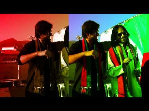 Dj butt & Usman Bangash New Pti Song New Pakistan