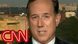 Camerota to Santorum: Do you get dizzy from living in upside-down world?