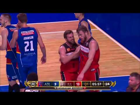 Nick Kay joins Perth Wildcats