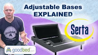 Serta Adjustable Bed Frame Overview