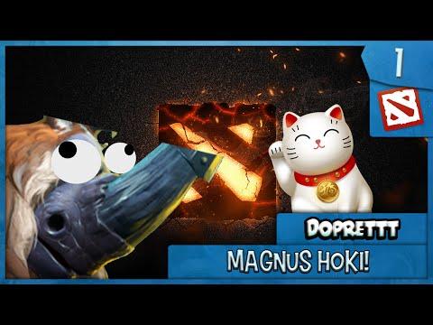 "Doprettt #1: ""Magnus Hoki"" | Dota Indonesia |"