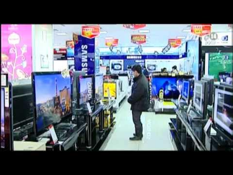 VTC14_Cận Tết, Hàng điện Máy Vẫn ế Dù Rầm Rộ Khuyến Mại