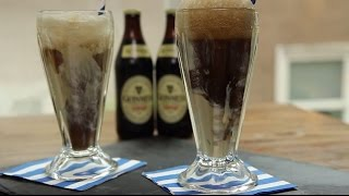 St. Patrick's Day Recipes - How To Make Guinness Ice Cream