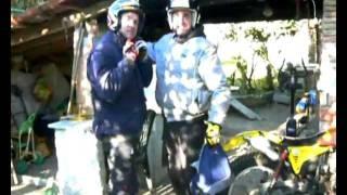 Moto Trial Walter Favarin di nuovo in Moto con la sua SWM.320