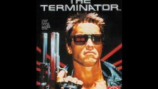 The Terminator Прохождение (Sega Rus)