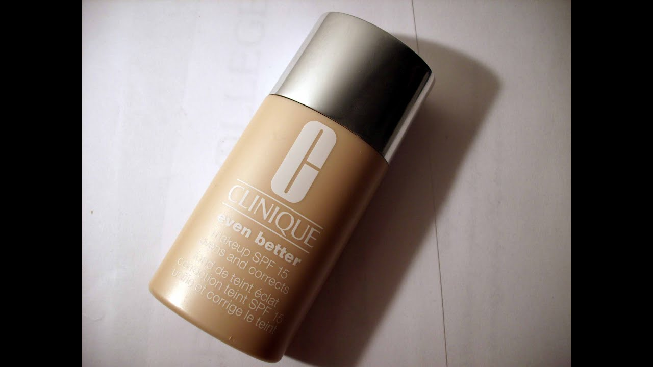 Clinique even better makeup foundation review swatches before - Clinique Even Better Makeup Foundation Review Swatches Before 49
