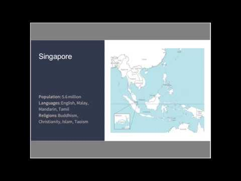 Experiences working with the Nanyang Technological University in Singapore