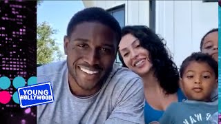 Reggie Bush & Wife Lilit Reveal Who Is More Likely To