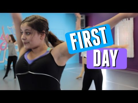 The First Day || How To Survive Dance Camp Ep.1
