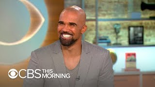 """S.W.A.T."" star Shemar Moore talks Season 2, family and tattoos"