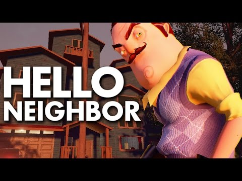 HELLO NEIGHBOR - Stealth Horror Demo thumbnail