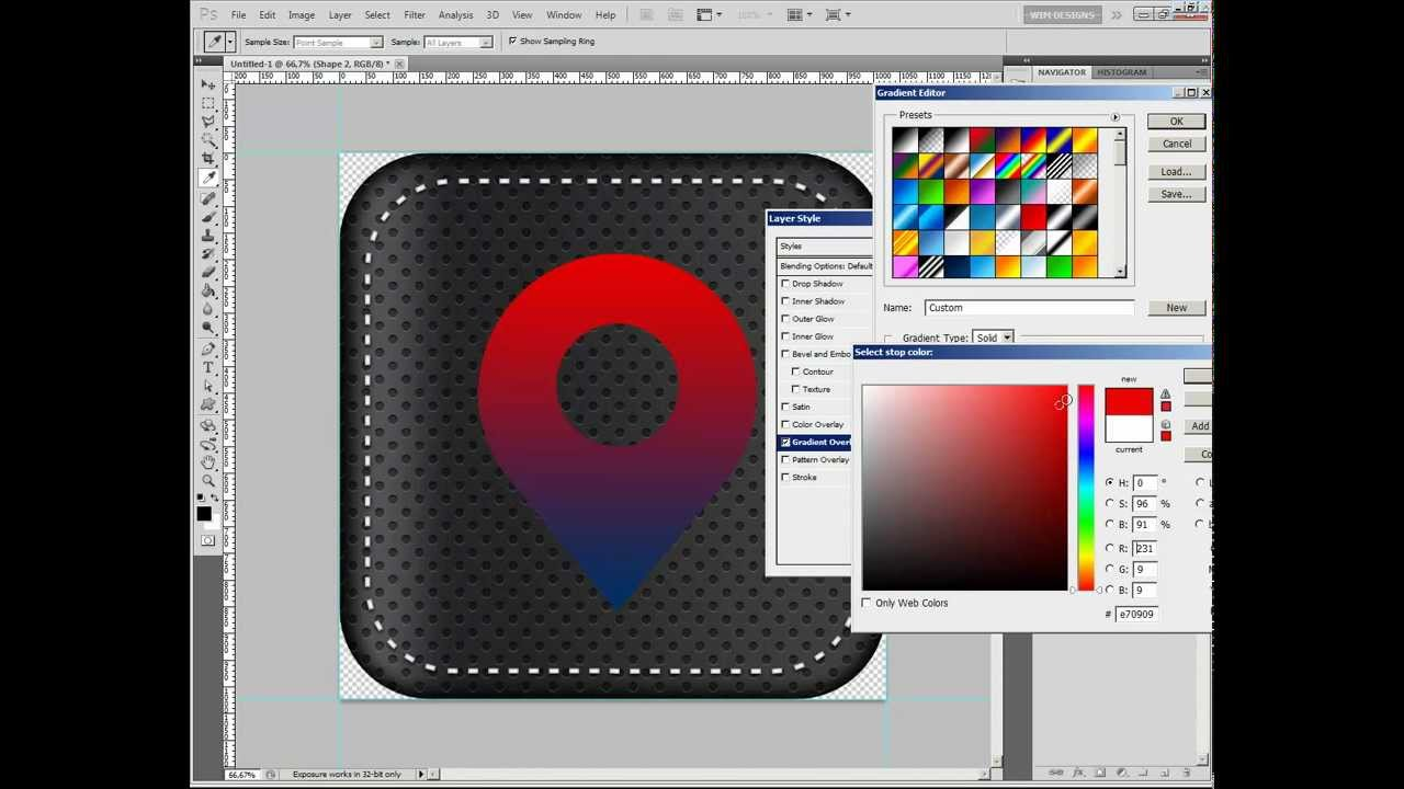 photoshop tutorial how to create a professional app icon photoshop tutorial how to create a professional app icon