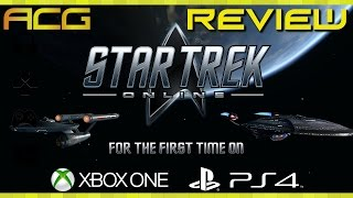 Star Trek Online Console Review