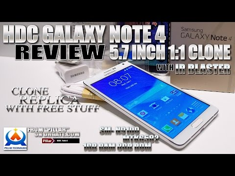 China Samsung Galaxy Note 4 (SM-N9100): Installed Apps and