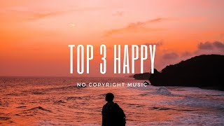 Top Three Happy Non Copyright Music for your Vlogs