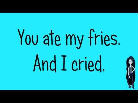 Rebecca Sugar - Fry Song (Lyrics)