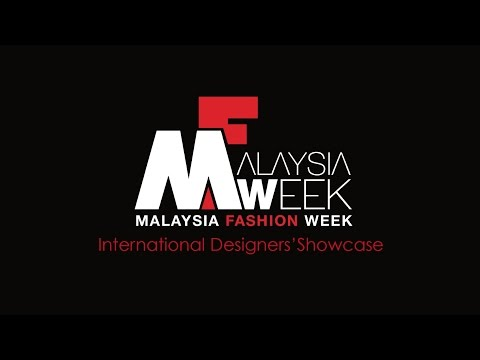 WoonMei LIVE!! Malaysia Fashion Week 2016 Mercedes Benz Awards