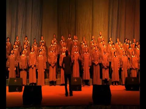 Church of God mission Benin Zone 4 mass choir